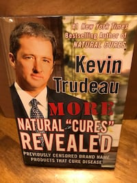 Kevin Trudeau Book on Natural Cures Gainesville, 20155