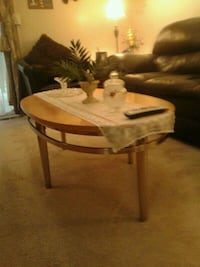 brown wooden table with chairs Junction City, 97448