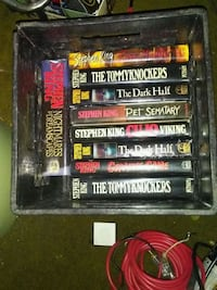 Stephen kings hard cover collection Calgary, T2B 1V9