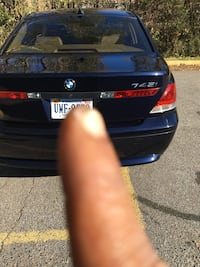 2005 BMW 7 Series Upper Marlboro