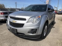 Chevrolet Equinox 2011 Garland, 75041