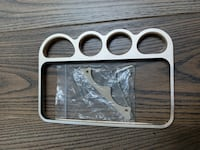Brass knuckle iPhone 6/6s case