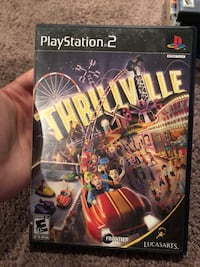 Thrillville PS2 Game East Patchogue, 11772