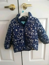 3T Toddler's Fall/Winter Jacket by Lightning Bug