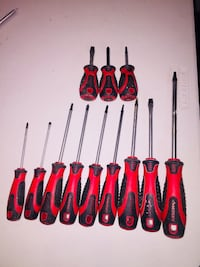 Husky Screw drivers $10 for all