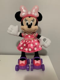 minnie mouse super roller skating Miami, 33145