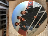 Beatles come to America plate Manteca, 95337