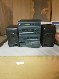 Panasonic CD and cassette player Ocala