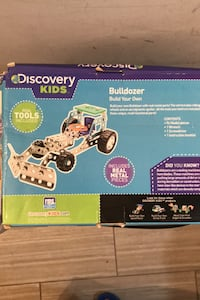 Discovery build your own bulldozer