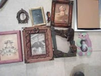 several assorted photo frames Houma, 70364