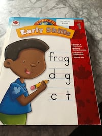 Brand new grade1 book never use  Edmonton, T6E 5P2