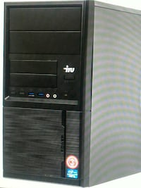 ???? iRu 4x новый PC i5-3550 CPU 4x 3,2ghz, MB msi l