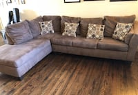 Sofa, Large Sectional Sleeper (Negotiable) Alexandria, 22305