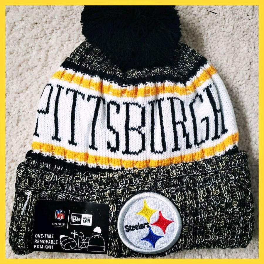 AUTHENTIC NFL FOOTBALL WINTER BEANIE HAT