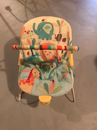 Bright Starts baby bouncer Vaughan