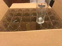 clear glass pitcher with box Coquitlam, V3K 4X7