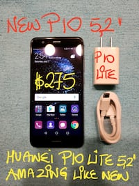 Amazing LIKE NewBLACK HUAWEI P10 LITE 32GB+charger Pointe-Claire, H9R 3A3