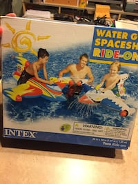 Intex Water Gun Spaceship Ride-Ons