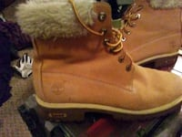 Like new lady's timberlands Irmo, 29063