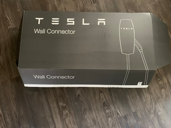 NEW‼ Tesla High Power Wall Connector Charger With 24' Cable 2nd Gen  Model  S X