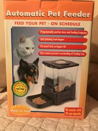 Pet automatic feeder Watertown, 13601