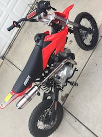SSR 110F Dirt Bike/Gas Chicago, 60628