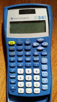TI-34 MultiView™ scientific calculator  San Diego, 92119