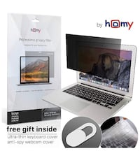 Screen protector for MacBook Air 13 and keyboard cover Los Angeles, 90011