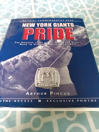 NEW YORK GIANTS PRIDE Montreal, H8S 1W4