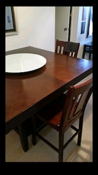 brown wooden table with chairs Tucson, 85745