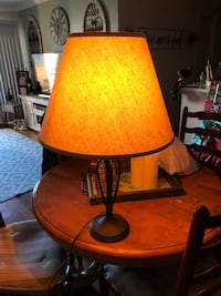 brown and black table lamp Ashburn, 20147