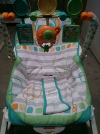Fisher-Price Bouncer Atwater, 95301