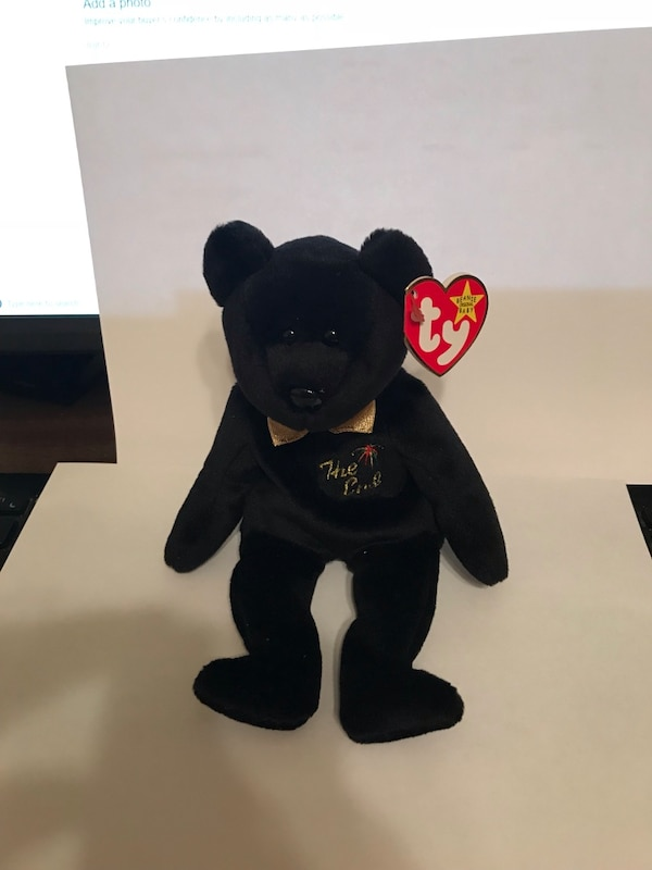 c296766d688 Used Ty beanie baby end of line final beanie baby The End for sale in  Airmont - letgo