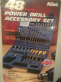 Power Drill Accessory Set