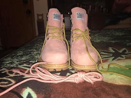 Safetygirl Oil Resistant Workboots New