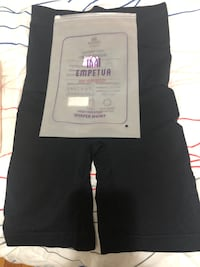 Shaper shorts-black and brown (small) St Catharines, L2R 1J4