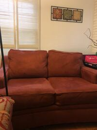 Fabric 2-seat Loveseat  Bowie, 20715