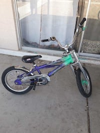purple and green BMX bike Las Vegas, 89121