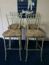 Four bar stools - bar height Whitby, L1N 6C4