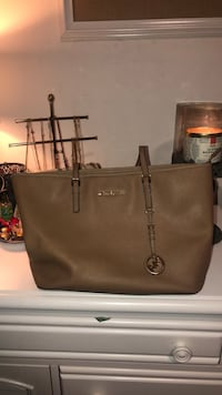 brown Michael Kors leather tote bag Fort Myers, 33908