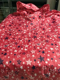 JUST REDUCED kids poncho not sure on the size Rockville