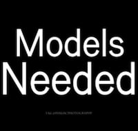 Models needed asap Brampton