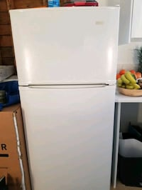 Free Maytag fridge with top-freezer