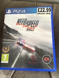 NEED FOR SPEED PS4 Seyhan, 01140