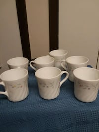 Corelle coffee cups Carbondale, 18407