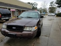 Ford - Crown Victoria - 2007