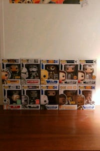 Funko Pop Excl Pharr, 78577