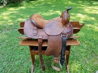 Used western saddle Purcellville