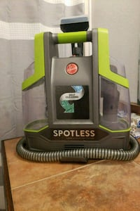 Hoover carpet and upholstery cleaner  $80.00 obo Monroe, 71201