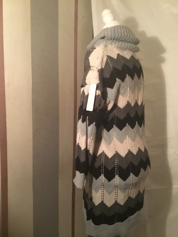 Brand new sweater dress perfect for fall and winter 36cf2a97-0c0f-4024-bf37-311202432cc7